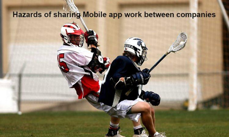 Hazards of sharing work