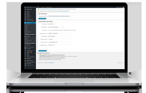 MailChimp for GigPress WordPress Plugin