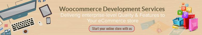 Hire WooCommerce web development Services
